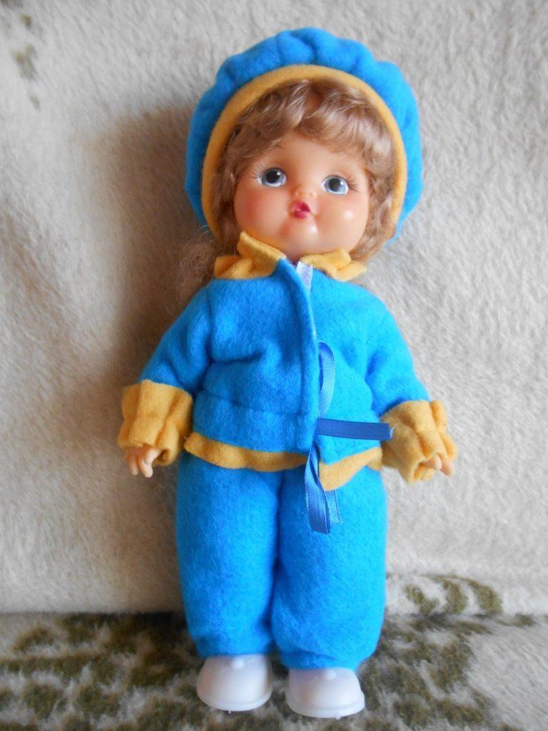 Алла Власова и её кукольные истории