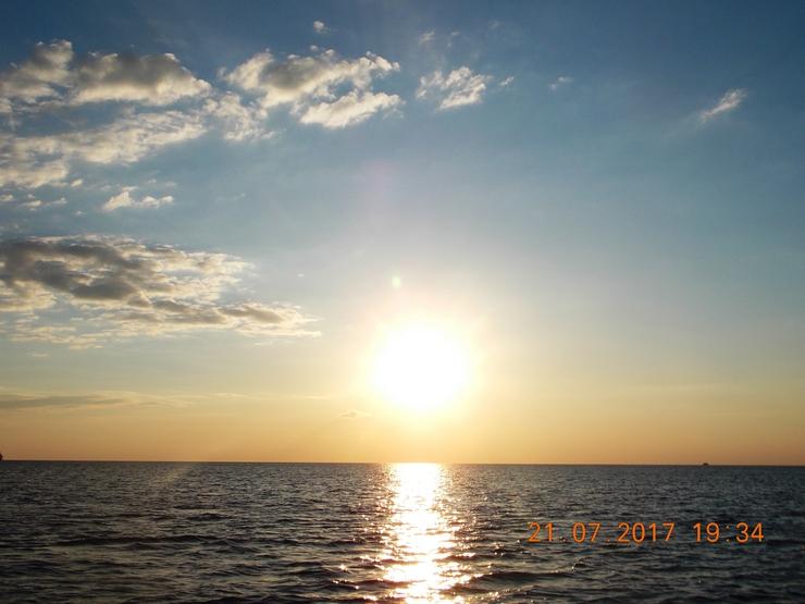 Море, небо, море, море…….