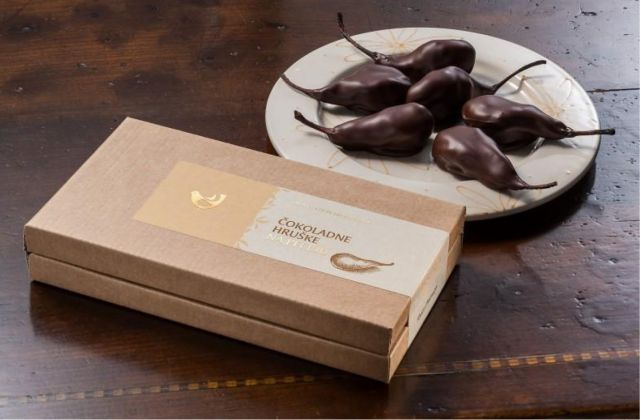 Шоколад, который вы не захотите отдать