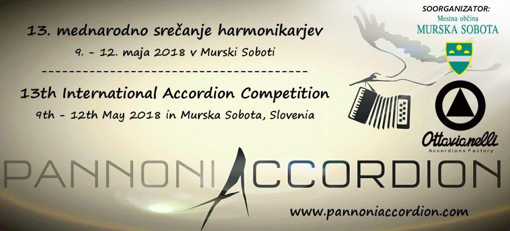 PannoniAccordion naslovna za bulvar - 13 международный конкурс аккордеонистов pannoniAccordion