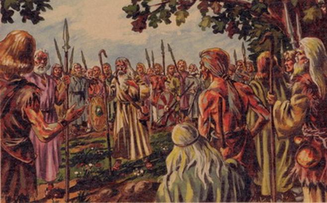Венеты, словенцы, славяне…