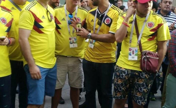 Праздник мирового футбола 2018 (фото: Нина Яковлева)