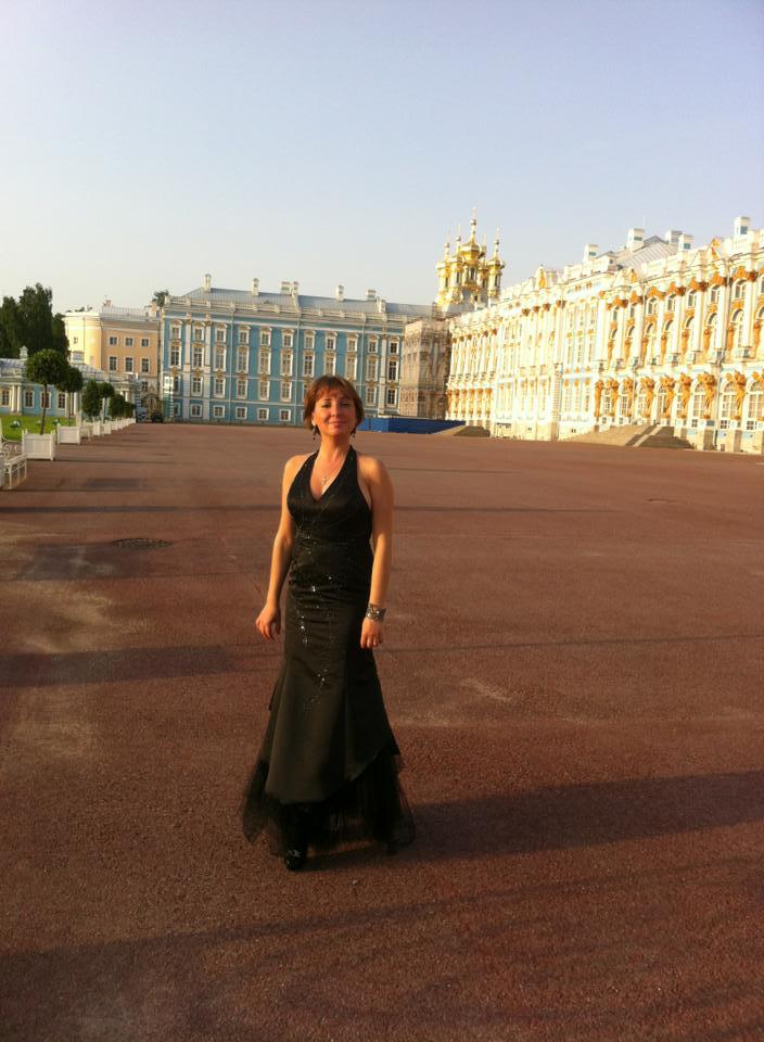 Александра Вербицкая