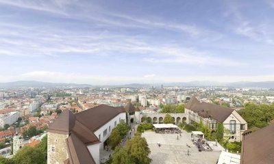 360-градусный осмотр достопримечательностей в Любляне