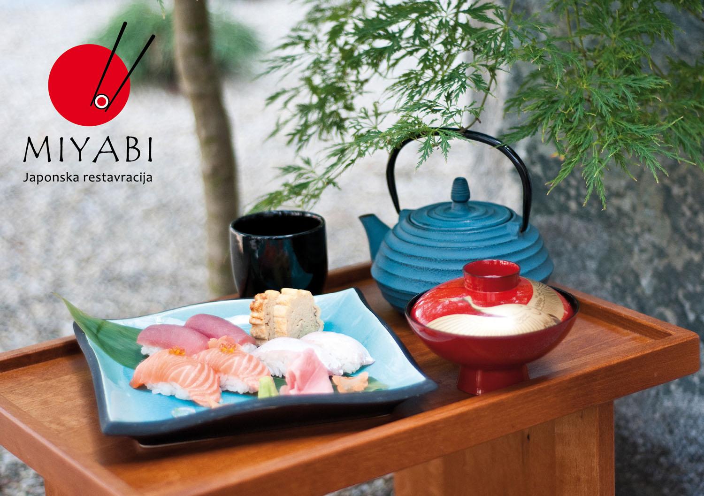 Ресторан японской кухни МИЯБИ