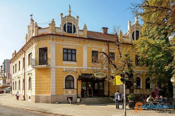 Hotel Zvezda Murska Sobota
