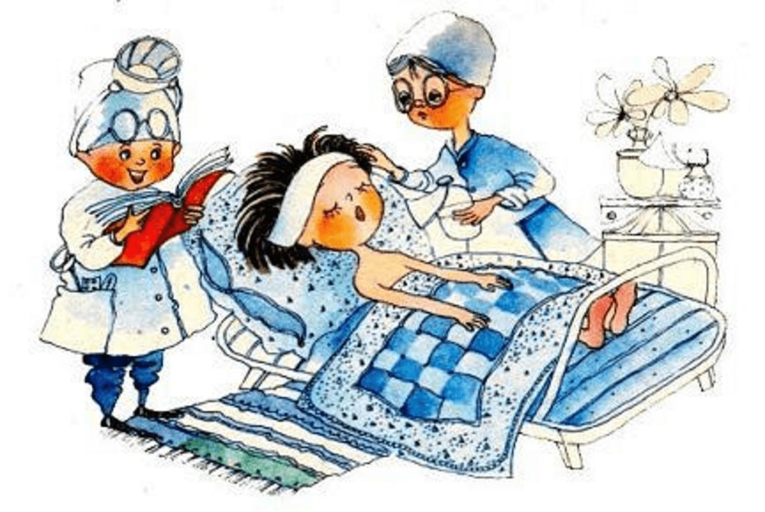 Опыт госпитализации в словенскую больницу. (рассказ мамы)